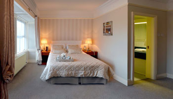 Bedrooms At Woodfield House Hotel Limerick